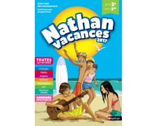 Cahier de vacances - NATHAN - 3ème et 2de