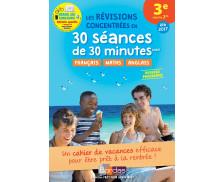 Cahier de vacances - BORDAS - 3e vers la 2de