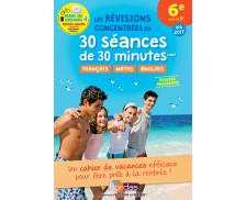 Cahier de vacances - BORDAS - 6e vers 5e