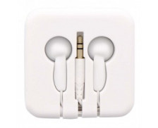 Ecouteurs pocket - TNB - Blanc