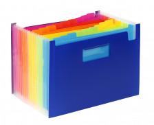 Trieur seatcase Happy fluo - VIQUEL - 18 compartiments