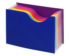 Trieur de bureau Happy fluo - VIQUEL - 8 compartiments