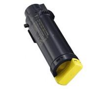 Toner laser 593BBSE - Dell - Jaune - Grande Capacite