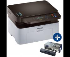 Ensemble imprimante multifonction SL M2070W Laser 3 en 1 + Toner Noir MLT111S -  SAMSUNG
