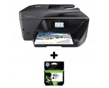 Ensemble imprimante multifonction HP OJ6970 + cartouche noire 903 XL