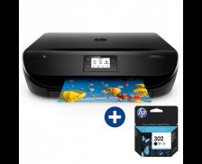 Ensemble imprimante multifonction Envy 4525 + cartouche noire HP