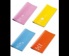 Porte-document Fun - GO TRAVEL - 5 compartiments - Coloris Assortis