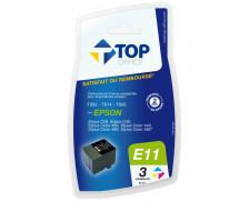 Cartouche d'encre compatible EPSON T014 – 3 couleurs