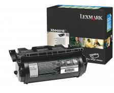 Toner laser 644H11E - Lexmark - Noir