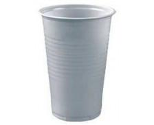 Lot de 100  gobelets jetables - Plastique - 20 cl