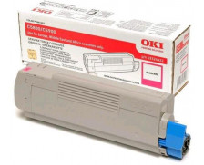 Toner laser 43324422 - Oki - Magenta