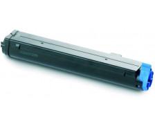 Toner laser 43502002 - Oki - Noir - Grande Capacité