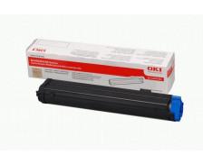 Toner laser 43502302 - Oki - Noir