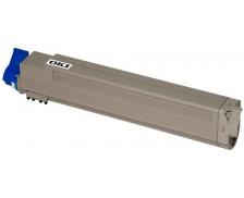 Toner laser 43837132 - Oki - Noir
