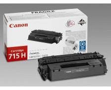 Toner laser CRG715H - Canon - Noir - Grande Capacité