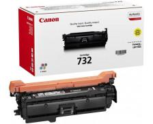 Toner laser CRG732J - Canon - Jaune