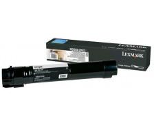 Toner laser X950X2KG - Lexmark - Noir - Grande Capacite