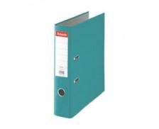 Classeur Essentiel - ESSELTE - Dos 75 mm - Turquoise