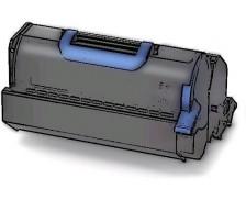 Toner laser 45488802 - Oki - Noir