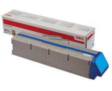 Toner laser 45536415 - Oki - Cyan