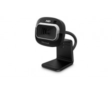 Wecam LifeCam HD-3000 - MICROSOFT - Noir