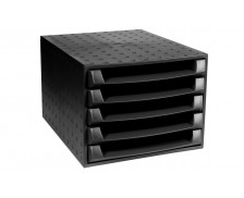 Boite de classement Big Box Plus Ecoblack - EXACOMPTA - Noir