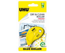 Roller glue dry & clean jetable permanent - UHU