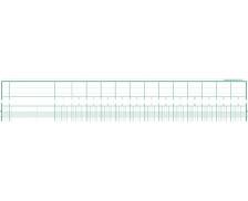 Piqûre comptable à tête paresseuse - 16132E - EXACOMPTA - 27 x 32 cm