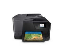 Imprimante multifonction Office Jet Pro 8718 - HP - Jet d'encre 4-en-1 - Wifi