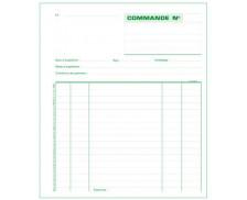 Manifold - EXACOMPTA - CARNET COMMANDE TRIPLI - 13103E
