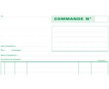 Manifold - EXACOMPTA - CARNET COMMANDE DUPLI - 13108E