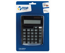 Calculatrice de poche - TOP-OFFICE - Fonction convertisseur - 10 chiffres