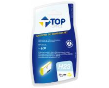 Cartouche d'encre compatible HP : 364 XL - TOP OFFICE - Jaune