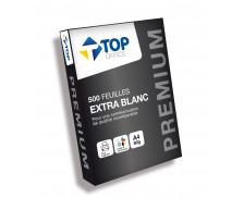 Ramette papier de 500 feuilles - TOP OFFICE Premium - A4 - 80 g