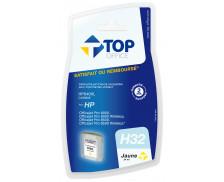 Cartouche d'encre compatible HP : 940 XL - TOP OFFICE - Jaune