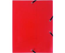 Chemise 24 x 32 cm - EXACOMPTA - Rouge