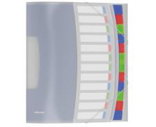 Trieur Vivida polypropylène - ESSELTE - 12 compartiments