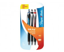 Lot 3 stylos Inkjoy 550 RT - PAPERMATE - Classique