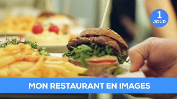 Mon restaurant en images