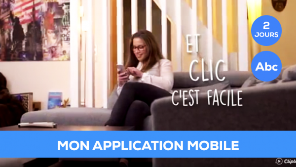 Mon application mobile