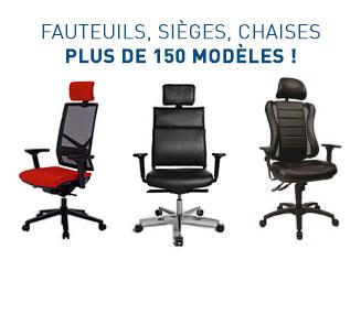 Tous nos fauteuils, sièges et chaises