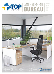 Les catalogues top office papeterie mobilier de bureau for Materiel de bureau en ligne