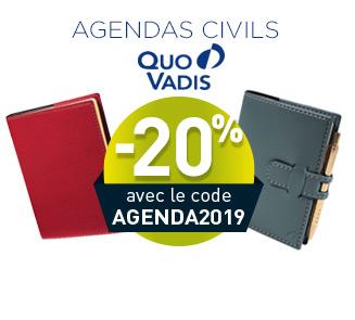 Agendas 2019 Quo Vadis