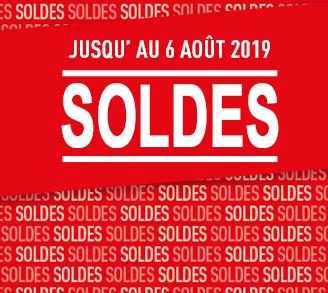 Soldes d'été 2019