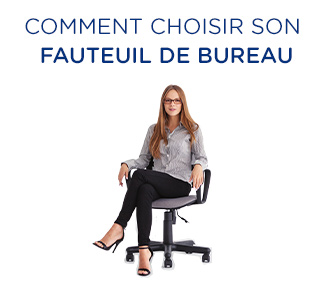 Comment choisir son fauteuil de bureau ?