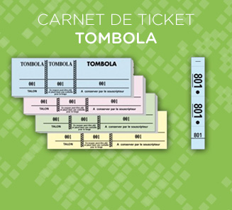 Ticket de tombola