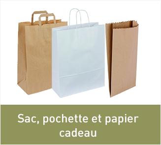 Nos sac, pochette et papier cadeau