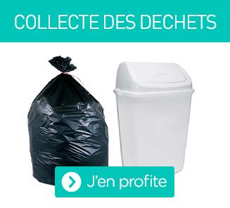 Les poubelles, conteneurs et sacs poubelle