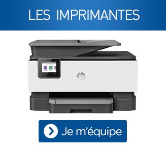 Les imprimantes jet d'encre et imprimantes laser pour télétravailler