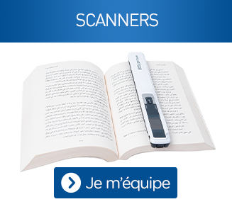 Les scanner pour télétravailler